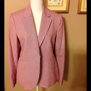 NWOT Anne Klein pinstriped jacket/blazer